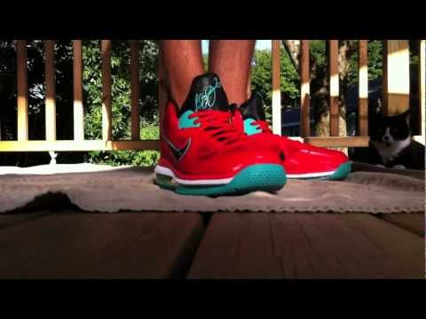 OneVeracity Guest Reviews: Yoanty Lebron 9 Liverpool Low