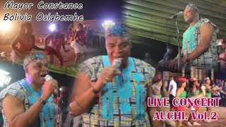Auchi Music►Mayor Constance Bolivia Osigbemhe (Young Bolivia Latest) Live Concert Auchi Vol.2