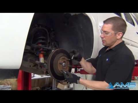 GMC Yukon Denali Rotor Replacement