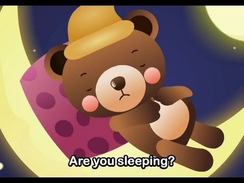 Are You Sleeping?   | nursery rhymes & children songs with lyrics