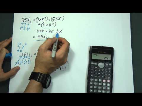 SPM - Maths - Form 5 -Number Base