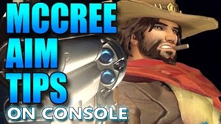 Overwatch - McCree Aiming Tips - On Console