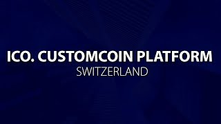ICO investing. ICO CustomCoin Platform.  Why is ICO profitable.