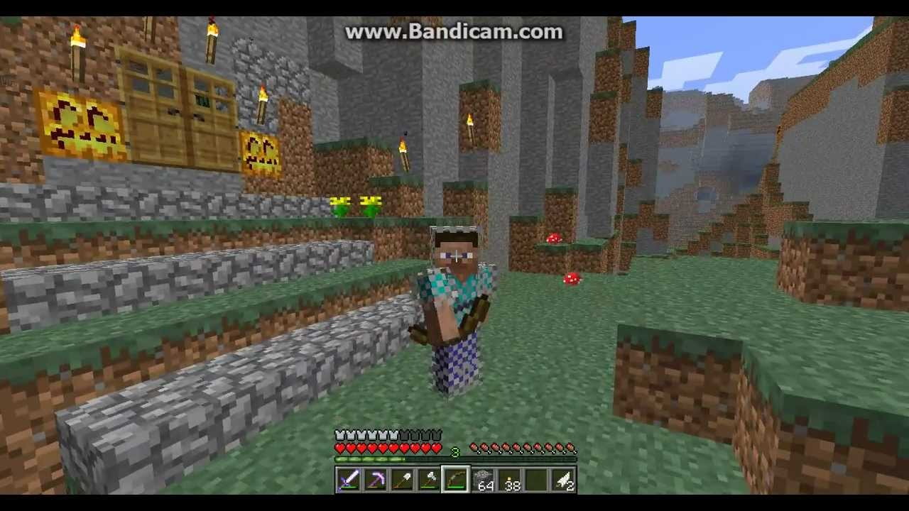 how to get chain armor in minecraft