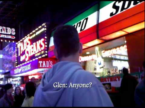 Glen Wien's 'Wien In The City' Mini Commercial 1