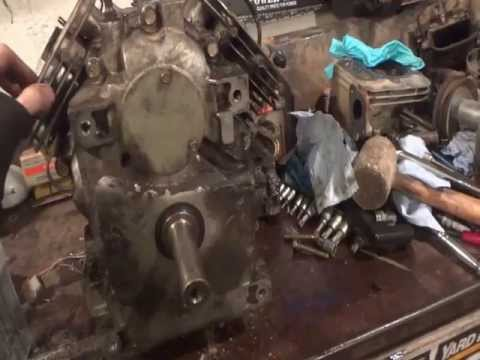 20 hp briggs and stratton rebuild