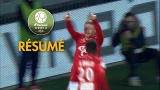 Stade Brestois 29 - FC Lorient ( 3-0 ) - Résumé - (BREST - FCL) / 2017-18