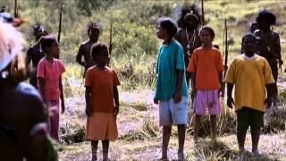 Di Timur Matahari - Scene Mazmur Menyanyi Di Tengah Perang Suku