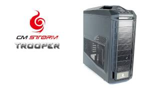 Cooler Master Storm Trooper Full Tower Case Review