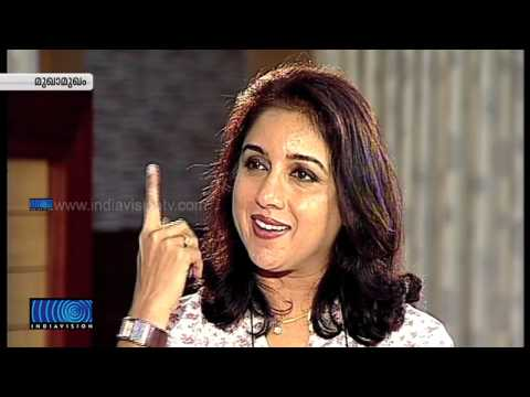 Actress Revathy on her favorite co-star- Sri. Mohanlal .!!