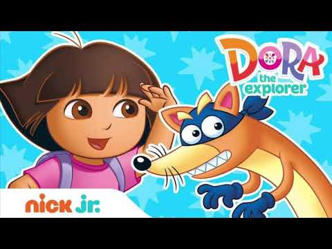Dora's trip to Disneyland