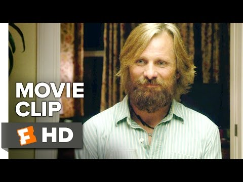 Captain Fantastic Movie CLIP - Dinner (2016) - Viggo Mortensen, Frank Langella Movie HD