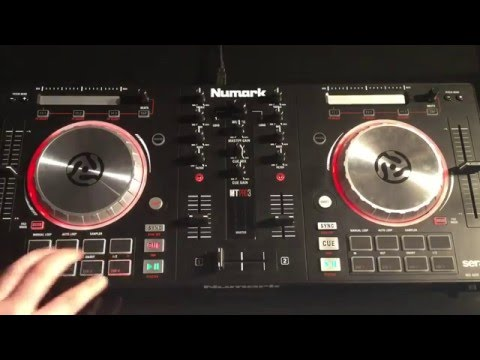 Numark Mixtrack Pro 3 Walk-Through/Review!!!