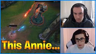 Every League of Legends Player Has Felt This Annie...LoL Daily Moments Ep 916