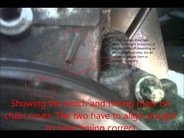 Corsa Timing x264 (1.2 Engine) - YouTube