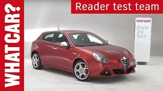 Alfa Romeo Giulietta customer review  - What Car?