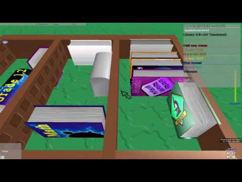 Roblox- Escape The School Obstacle Course