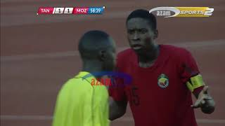 Tanzania U20 Vs Mozambique U20; Highlights & Interviews (21/03/2018)