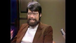 Stephen King on Letterman, April 1, 1982