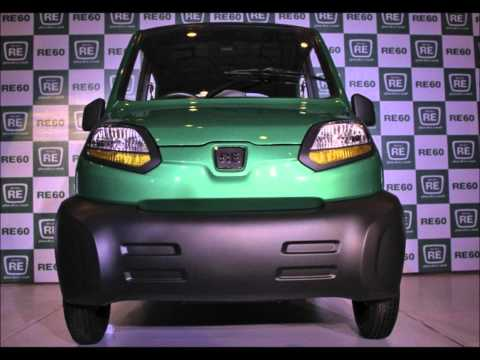 [ Car in India ] Bajaj RE60 Car at Auto Expo 2012 Delhi