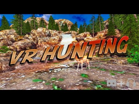 VR Hunting for Cardboard screenshot for Android