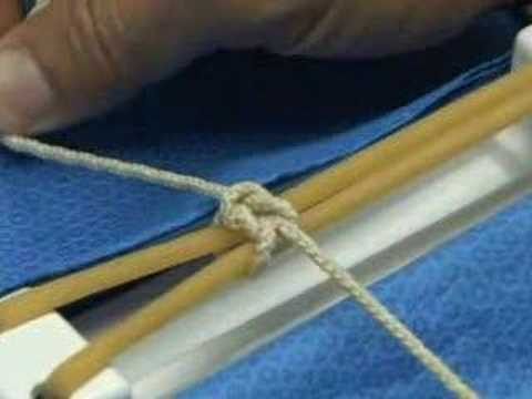 SSA Surgical Knot Tying Tutorial