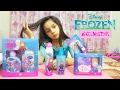 Bakımsız Ve Kirli Elsa Magic Frozen Cosmetic Products , kids make up | Funny Kids Video