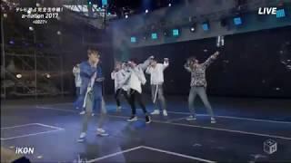 iKON A-Nation 2017
