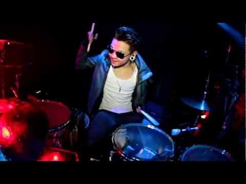 Crossfaith - Quasar (Live Drum Video)