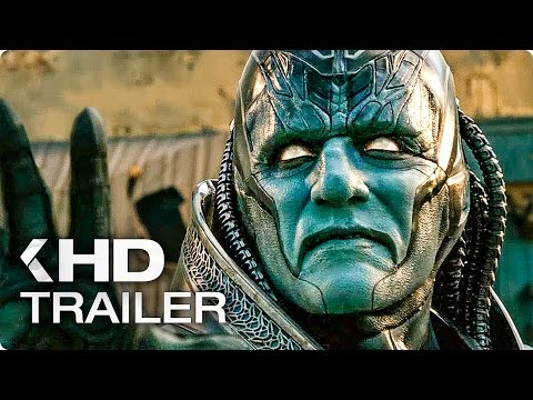 X-MEN APOCALYPSE Trailer 3 German Deutsch (2016)