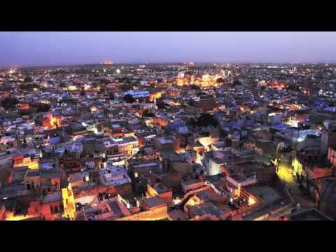 Jodhpur - Rajasthan - India - UNESCO World Heritage Sites