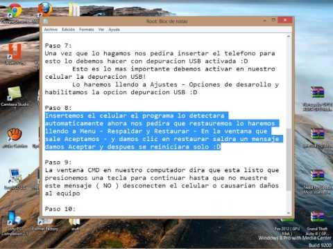 Como rootear Sony Xperia U ( Con ICS )