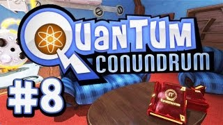 Quantum Conundrum #8 - Let's Play Quantum Conundrum Gameplay German / Deutsch