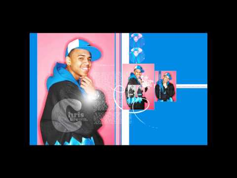 Chris Brown - Lucky Me w/ Lyrics