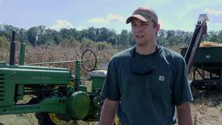 Clemson Students Grow Corn for the Wounded Warrior Project