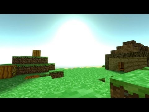 Minecraft 1.6.2-Sonic Ether's Unbelievable Shaders (Mod das sombras)