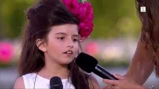 Angelina Jordan - What A Difference A Day Makes - Full Version - 2014