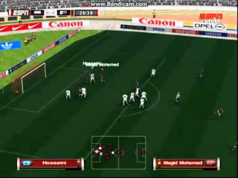 Pes6 Greece Wcq 13-14 - Afc Final Round - Iran X Qatar video