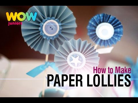 DIY: How to Make Paper Fans Backdrop for Party Decoration   Easy Tutorial for Kids