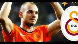 Wesley Sneijder.Galatasaray