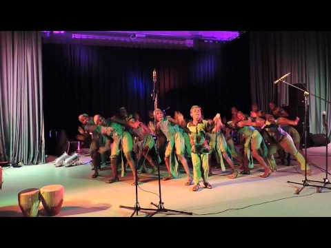 African Children's Choir - This Little Light of Mine