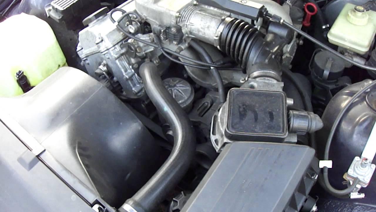 316i E36 Turbo Bmw M43 316i E36 Motor Engine