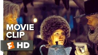 The Hateful Eight Movie CLIP - In Cahoots (2015) - Samuel L. Jackson, Kurt Russell Movie HD