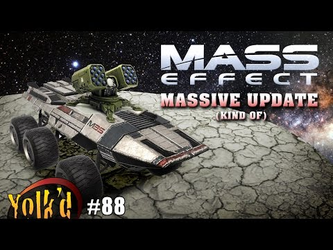 Mass Effect 4 details, Thermaltake's Water 3.0, & completely useless gadgets -- Yolk'd #88