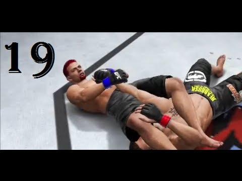 UFC Undisputed 3 Bantamweight Career Part 19 (Gunna Break Them) [HD]