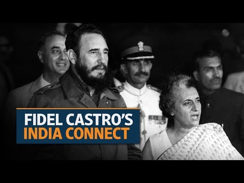 Fidel Castro's India connect