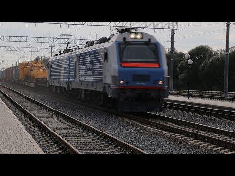 Новости Белорусской железной дороги, октябрь 2017 (Выпуск 69)