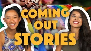 Wong Fu's First LGBTQ+ Short ft. Alice Tsui & Diane Cortejo - Lunch Break!