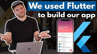 Building an app in Flutter | Thoughts & Learnings