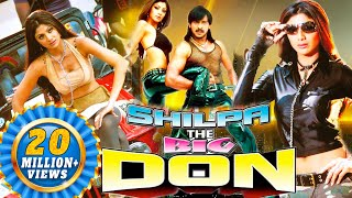 Shilpa - The Big Don (2016) | Latest South Hindi Dubbed Full Action Movie | Shilpa shetty, Upendra